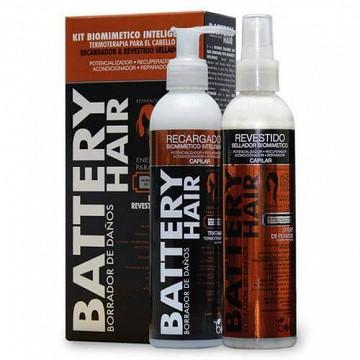 Battery Hair in RM Haircare