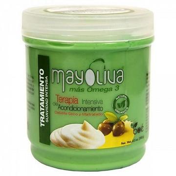 Mayoliva Tratamiento 8 oz in RM Haircare