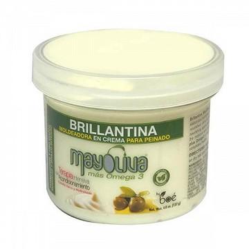 Mayoliva Brillantina in RM Haircare