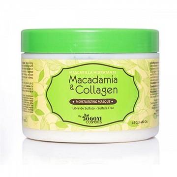 Hair Mask Macadamia & Collagen 16oz in RM Haircare