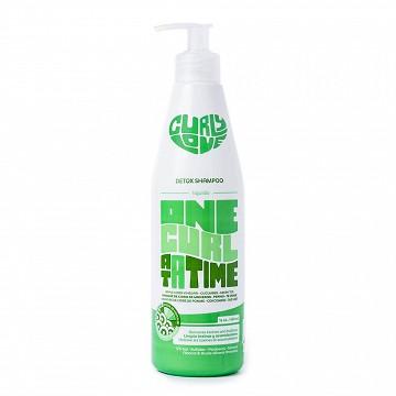 Curly Love Detox Shampoo 16 oz   - RM Haircare