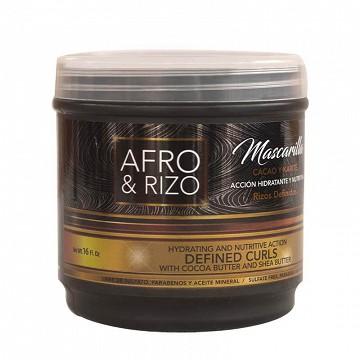 Afro & Rizo Mascarilla 16oz - RM Haircare