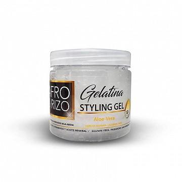 Afro & Rizo Styling Gel met Aloë Vera 16oz - RM Haircare