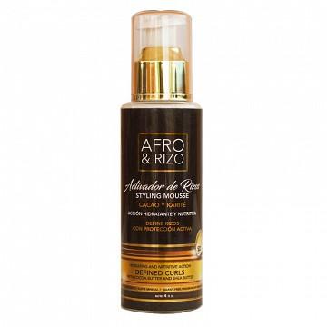 Afro & Rizo Styling mousse 4oz