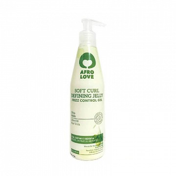 Soft Curl Defining Jelly 10oz - RM Haircare