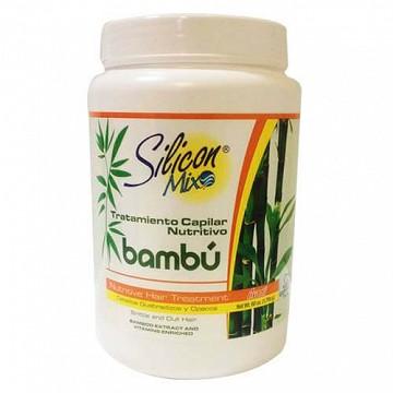 Bamboo Nutritive Hair Treatment 60oz in RM Haircare
