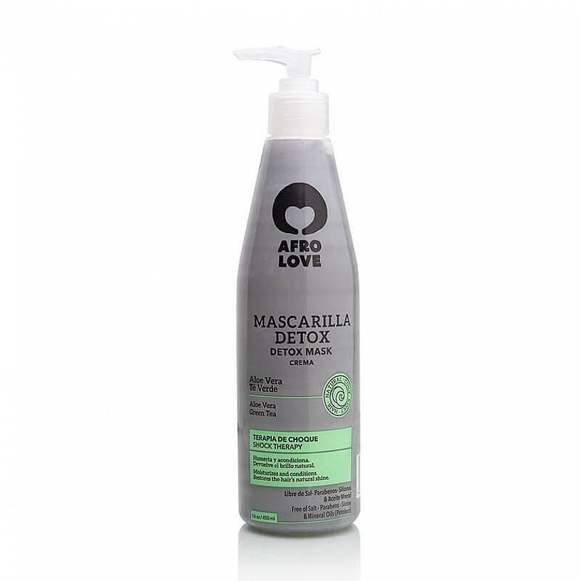 Detox Mask 16oz - RM Haircare