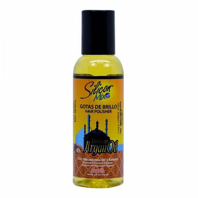 Argan Oil Hair Polisher 4 fl.oz - RM Haircare