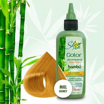 Semi-permanent hair color Honey