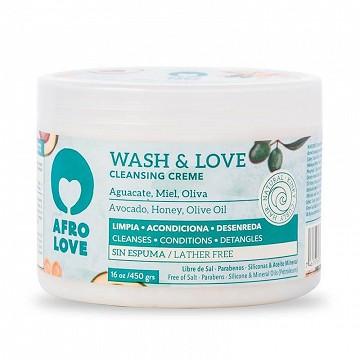 Wash & Love Cleansing Creme 8oz